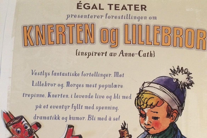 Knerten og Lillebror - Egal teater